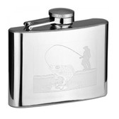 Fishing - The One that Got Away 4oz Hip Flask