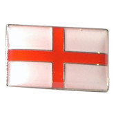 England Cross of St George design Lapel Pin Badge