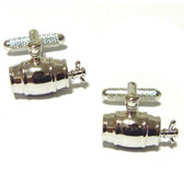 Roll out the barrell - fabulous barrell or cask style cufflinks