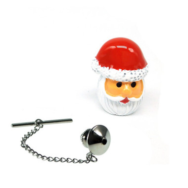 Father Christmas Tie Pin
