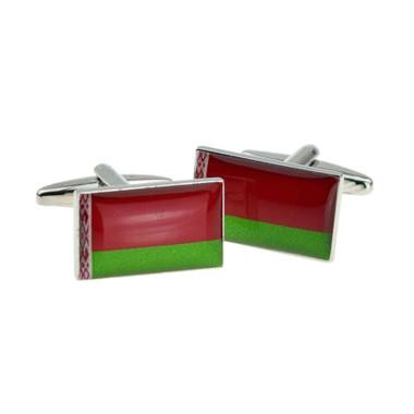 Belarusian Flag Cufflinks