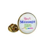 Personalised Lapel Badge