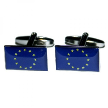 European Union (EU) Flag Cufflinks