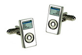 Ipod Novelty Cufflinks