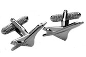 Concorde Plane Cufflinks