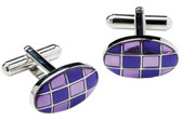 Oval Formal cufflinks