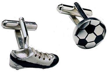 Football Sports Cufflinks