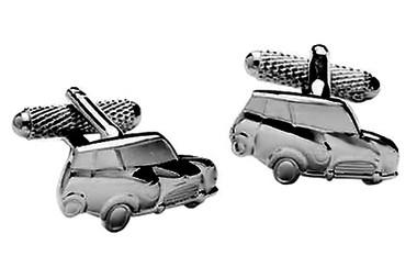 Mini Car cufflinks