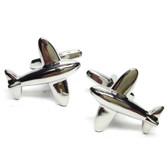 Jet plane Cufflinks