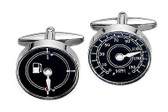 Car Fuel/Petrol Gauge and Speedo cufflinks