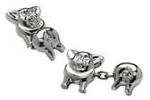 Pig Animal cufflinks