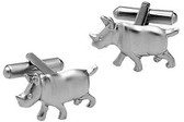 Rhino Animal cufflinks