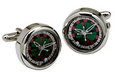 Roulette Watch cufflinks