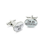 Trust Me.. I'm an Accountant Cufflinks