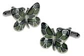 Butterfly Animal cufflinks
