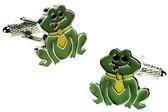 Frog Animal cufflinks