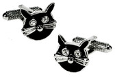 Cat Animal cufflinks