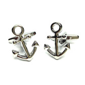 Ship's Anchor Cufflinks