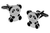 Panda Animal cufflinks