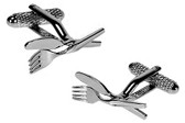 Cutlery Novelty cufflinks