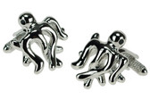Octopus Animal cufflinks