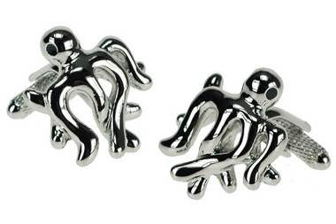 Octopus Animal cufflinks