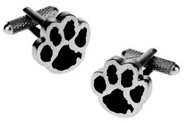Cat Paws Cufflinks