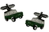 Jeep Cufflinks