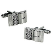 Open Book Cufflinks