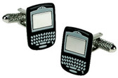 Blackberry phone Novelty Cufflinks