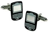 Blackberry phone Novelty Cufflinks