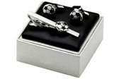 Football cufflinks set