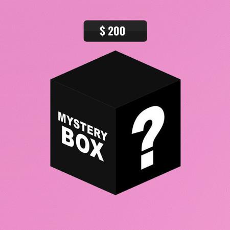 Mystery Box - 15 ITEMS - ALL MEDIUM