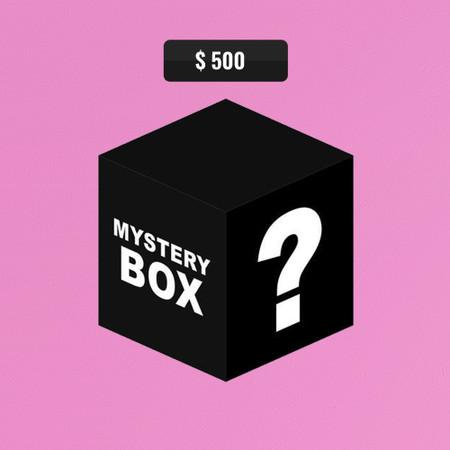 Mystery Box - 50 ITEMS - MIXED SIZES