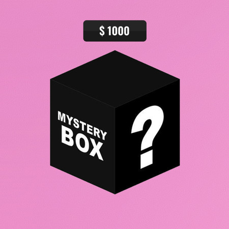 Mystery Box - 100 ITEMS - MIXED SIZES