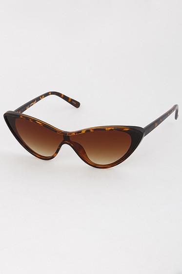 Katt Tortoise Cat Eye Sunglasses