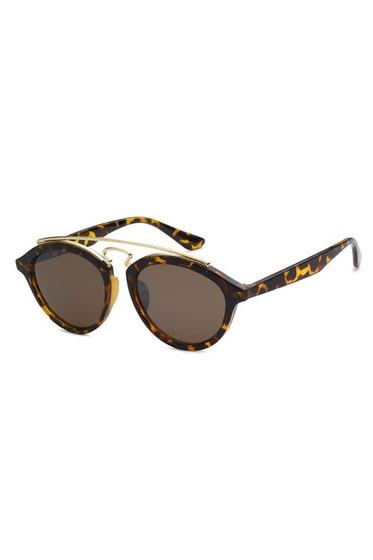 TBAR Tortoise Brown Lens Sunglasses