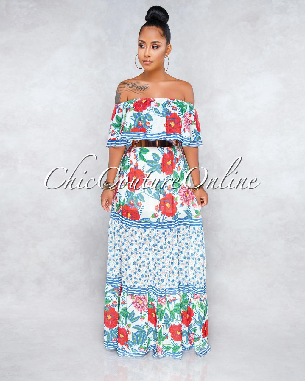 03f03486dea Blue Floral Maxi Dresses On Sale - Gomes Weine AG