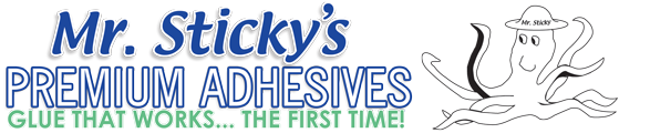 Mr Sticky's Premium Adhesives