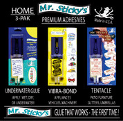 Mr. Sticky's HOME 3-Pak