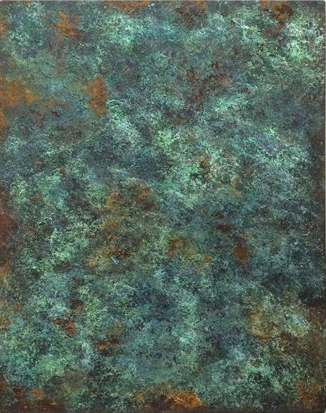 Creator S Corner Faux Patina Painting Flax Art Amp Design