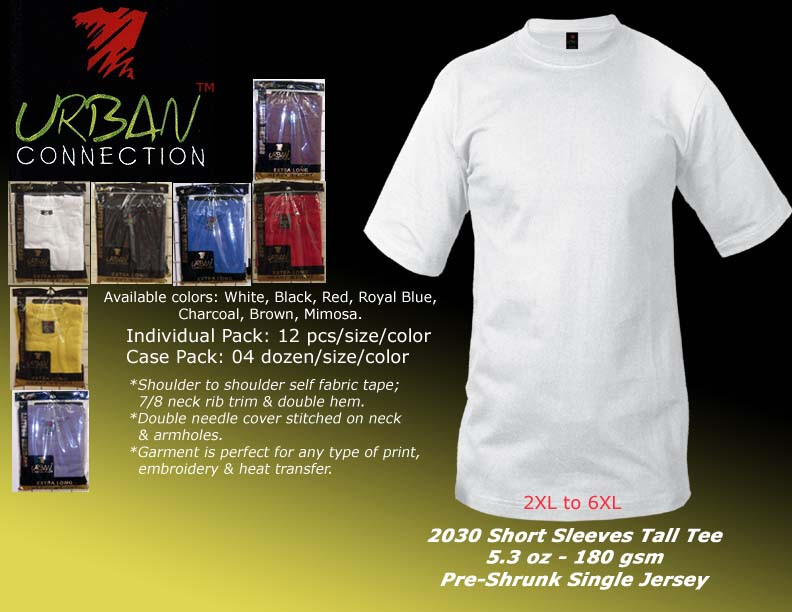 Mens Urban Hip Hop Big And Tall Tees By Urban Connection At Branded