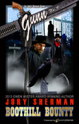 Boothill Bounty by Jory Sherman (eBook)