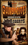 Showdown in Raton by J.R. Roberts (eBook)