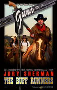 The Buff Runners by Jory Sherman (eBook)