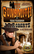 Texas Trackdown by J.R. Roberts (eBook)