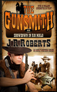 Showdown in Rio Malo by J.R. Roberts (eBook)