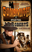 Outlaw Trail by J.R. Roberts (Print)