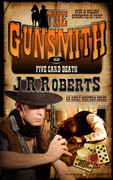 Five Card Death by J.R. Roberts (eBook)