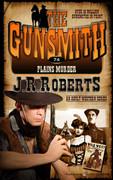 Plains Murder by J.R. Roberts (eBook)